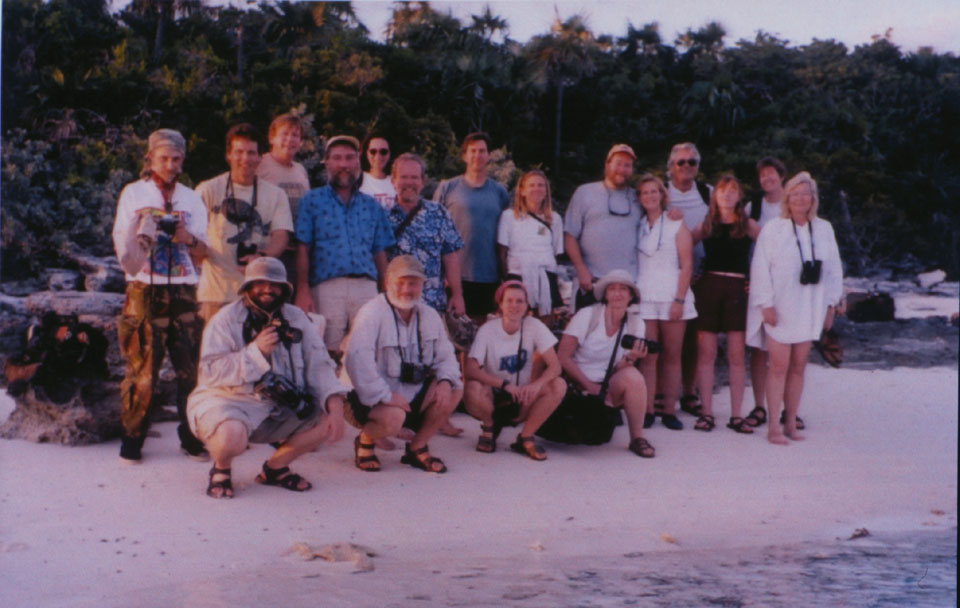 2000 ISG Mtg San Salvador Bahamas
