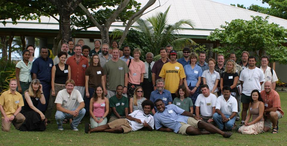 2004 ISG Mtg Fiji