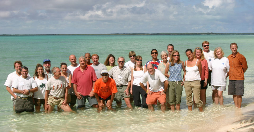 2005 ISG Mtg Andros Bahamas