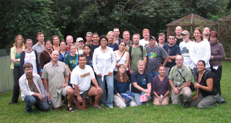2008 ISG Mtg Utila Honduras
